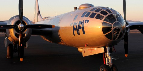 Photo of the Week – B-29 Stratofortress Golden Girl