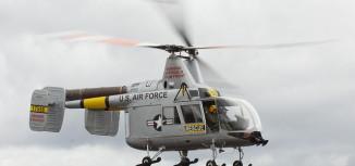 Photo of the Week – Kaman HH-43 Huskie In-Flight