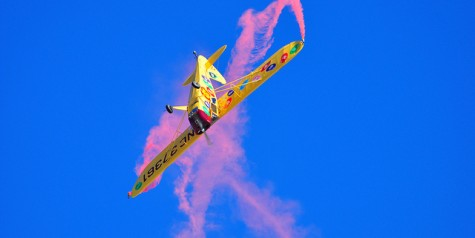 Photo of the Week – Reno Air Race Action