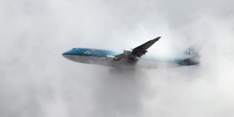 Photo of the Week – Cloudbusting Flying Dutchman