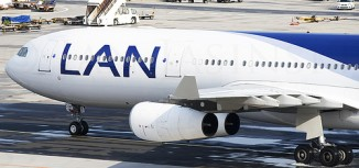 Photo of the Week – LAN Airlines Airbus A340-313X