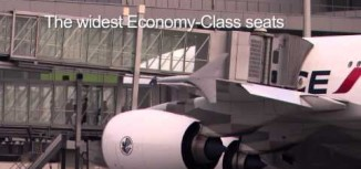 Wondeful Airbus A380 Video – New Generation, New Experience
