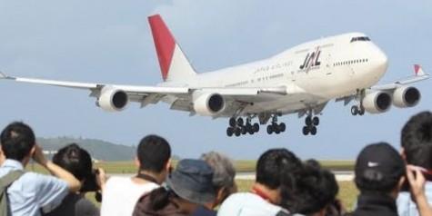 Video – Goodbye JAL Boeing 747-400