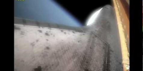 HD Video – Space Shuttle Launch Seen From SRB