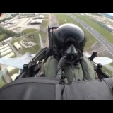 Video of the Day – F-18 Airshow Cockpit View
