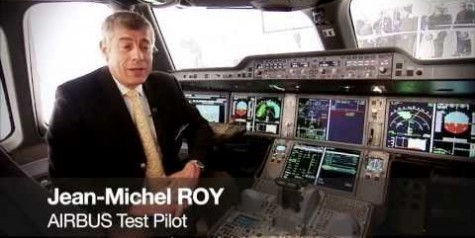 Video – Look inside the A350 XWB Cockpit