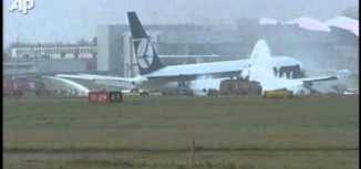 Video – LOT Gear-Up Landing at Warsaw