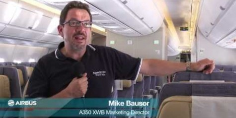 Airbus A350 XWB Route Proving to Hong Kong and Singapore