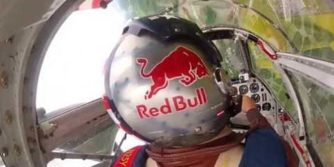 Video of the Day – Red Bull P38 & Corsair Display