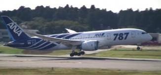 Videos – ANA Boeing 787 Inaugural Flight to Hong Kong