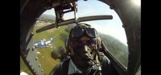 Great Video – Flying the Spitfire From Pilot's View