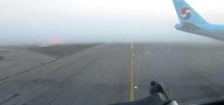 Video – Impressive CATIII Autoland and Taxi