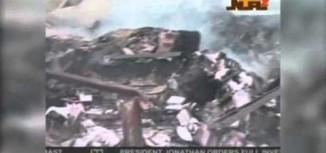 MD-83 Crashes in Nigeria