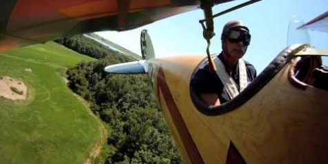 Peter Jackson built Albatros D. Va flies in Florida