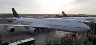 Photos – 747-8 Intercontinental in Frankfurt