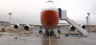 Video – Boeing 747-8 Intercontinental First Engine Run
