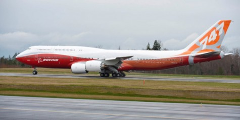 Video – 747-8I Ready for First Flight March 20