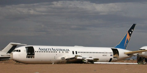 Why Airliners end up at the Boneyard
