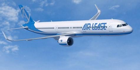 Airbus A321 to go Transatlantic
