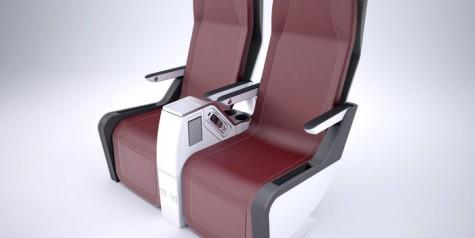 Airbus A350 XWB Premium Economy Seating