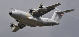 Airbus A400M Series Production Approved