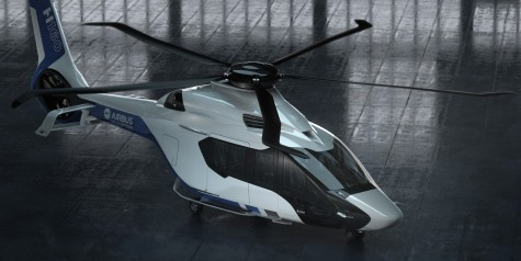 The New Airbus Helicopters H160