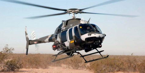 Photos – New Bell 407AH Unveiled