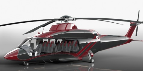 New Bell 525 Relentless Helicopter Unveiled