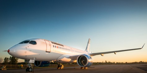 Schedule for Bombardier CS Maiden Flight