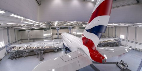 British Airways Airbus A380 Photos