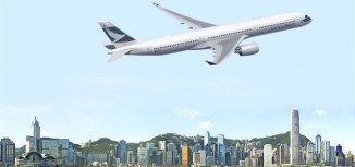 Cathay Pacific selects Airbus A350-1000