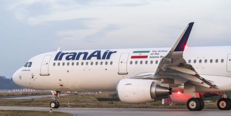 Iran Air takes delivery of its first new Aircraft since decades