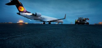 Cool Photos – Lufthansa Bombardier CRJ900