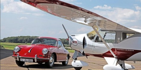 Porsche Museum's Flying Ambassador – The Elster