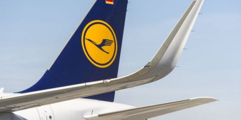 Images – Lufthansa First Sharklets on A320