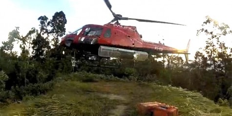 Awesome Chopper Video – Wafi Helo Shoot