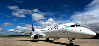 Embraer 190 Delivered to Air Astana
