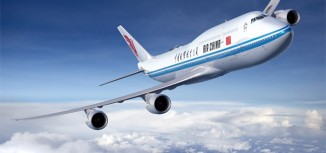 Air China Orders Boeing 747-8 Intercontinental