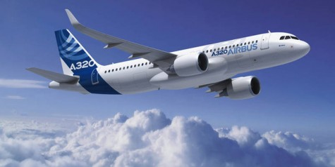 Lufthansa Orders A320neo