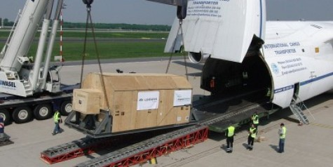 An-124 – A Heavy Cargo Shipment From Germany to Chile