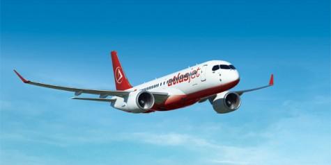 Atlasjet Orders Bombardier CS300