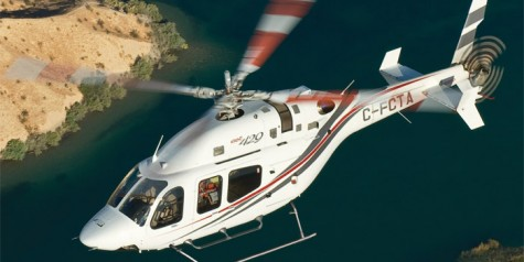 First Bell 429 Delivered Into Middle East