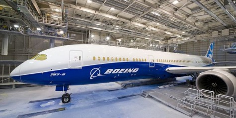 Boeing 787-9 Improved Livery
