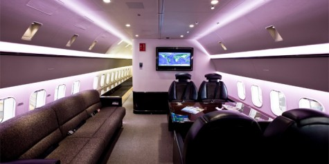 Photos – Boeing Business Jets China Cabin Interior