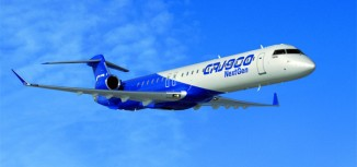 Chinese Airline Places Order for Bombardier CRJ900 NextGen