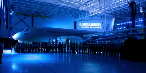 Bombardier CSeries on Track for First Flight