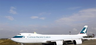 Cathay Pacific Cargo Receives First 747-8F