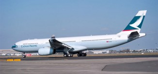 Cathay Pacific Orders More A330s and 777s