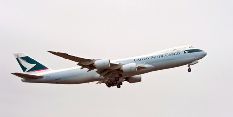 Cathay Pacific Orders More Boeing 747-8F
