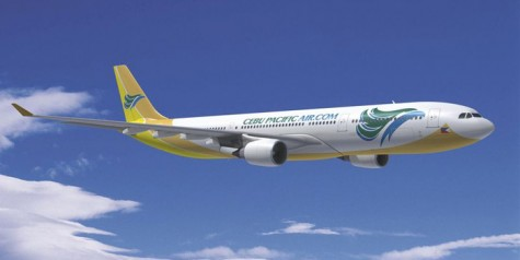 Cebu Pacific Selects Airbus A330